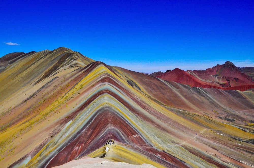 秘魯彩虹山