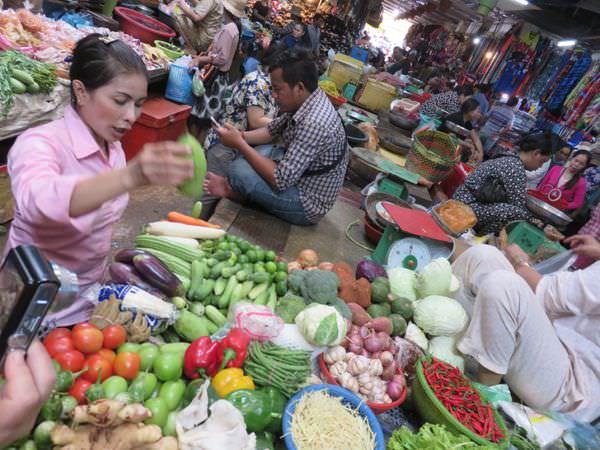 柬埔寨。Le Tigre de papier Cooking Class 柬埔寨廚藝訓練學院 part1