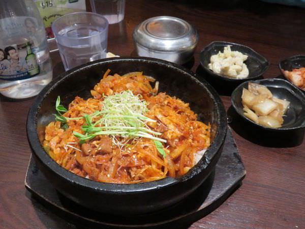 《澳洲》布里斯本 Madtong San II Korean cuisine 洋蔥像免錢啊