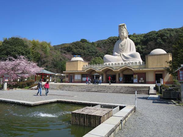 《日本》京都。靈山觀音的清幽靜謐 嚼阿闍梨餅嘗京都味
