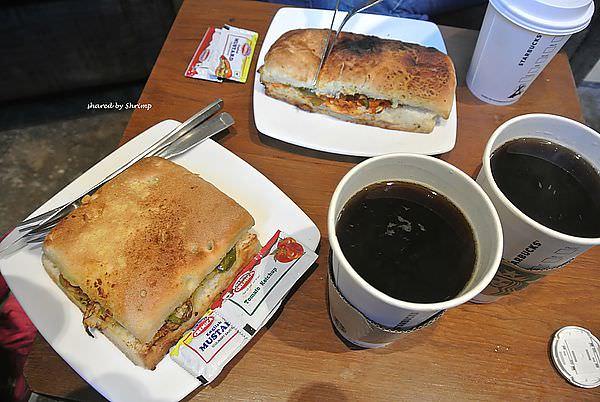 奇幻南印13日遊 孟買 Starbucks星巴克~散發濃濃印度味