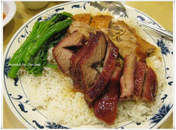 《美國加州》一樣的叉燒兩樣情~還是鴨腿優秀-香港良記三和燒臘小廚