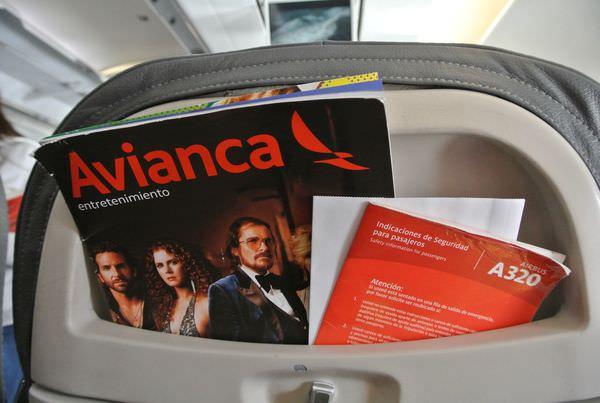 《南美》祕魯。庫斯科飛利馬。Avianca airline。哥倫比亞航空 畫上美好的逗點