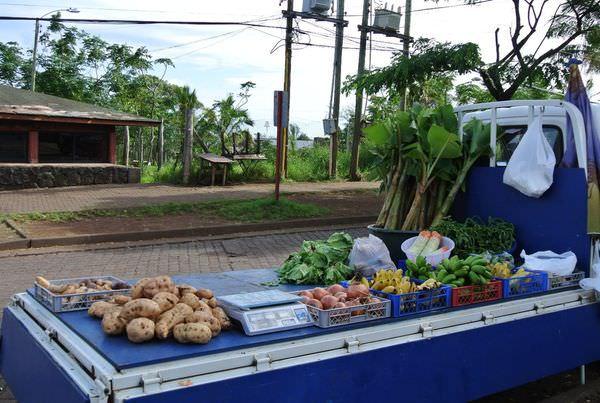《南美》智利復活島。超市。雜貨店。菜市場 大直擊