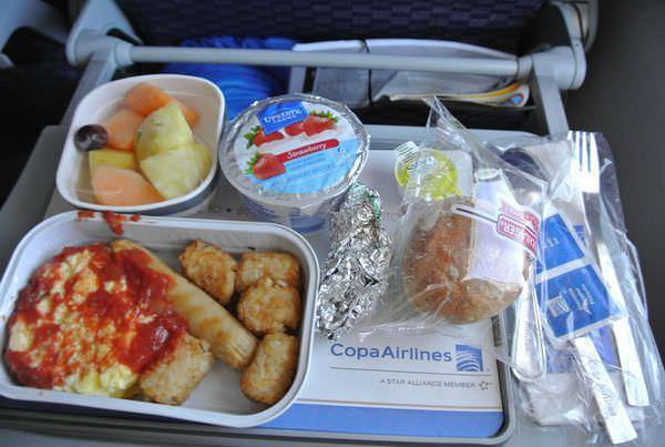 南美祕魯 COPA airlines 巴拿馬航空 第一段 LAX -> LIM