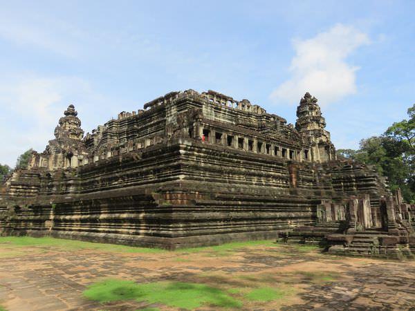 吳與倫比。柬埔寨。Baphuon Temple 鬥象台 癲王台 空中宮殿