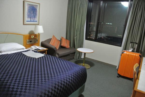 《日本》東京 成田機場 Narita Excel Hotel Tokyu 近機場而舒適
