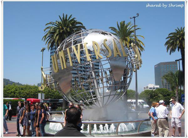 《美國加州》洛杉磯必訪景點Universal Studios Hollywood-part1 片場巡禮