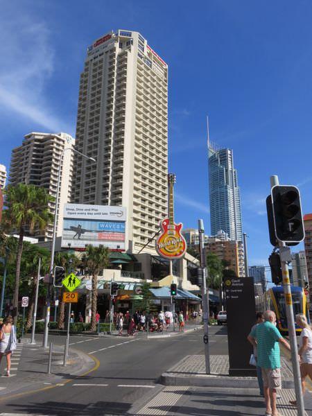 《澳洲》Gold Coast 陽光 沙灘 海邊 任何時候來都是盛夏光年 part1