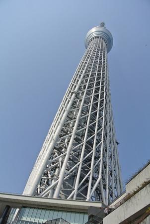 《日本》東京 SKYTREE 晴空塔 近況更新